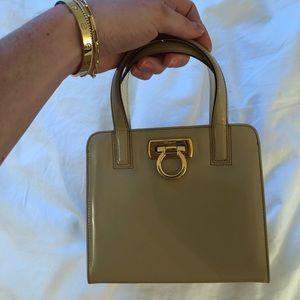 Vintage Ferragamo purse